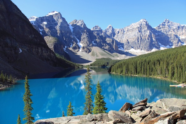 Escape To The Canadian Rockies With Globus