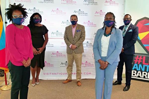 Antigua And Barbuda See Gradual Arrivals Rise
