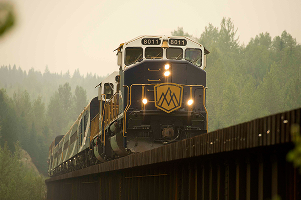 Rocky Mountaineer Extend 2021 Promotion