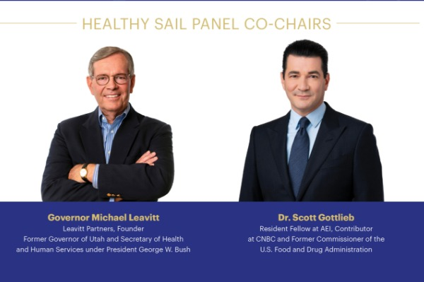 Healthy Sail Panel Makes 74 Recommendations