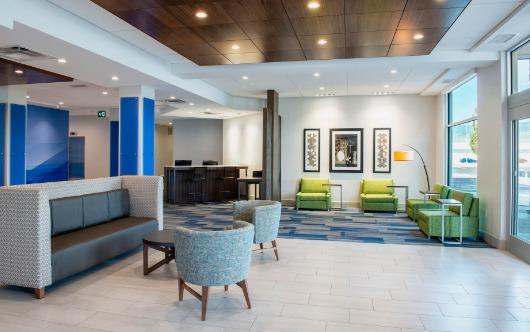Holiday Inn Express & Suites in Brandon, MB now open
