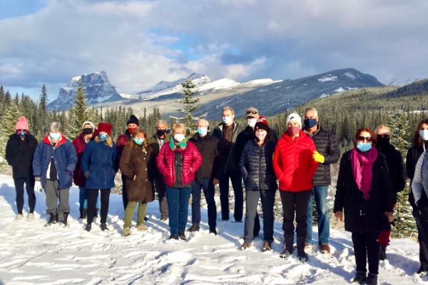 Canadians Escape To The Rockies With Globus