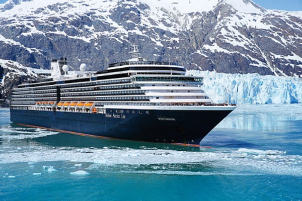 Discover Alaska And Glacier Bay With Holland America
