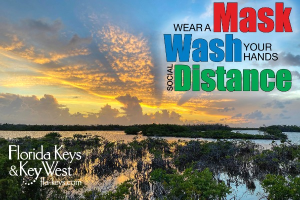 Mask Up In The Florida Keys