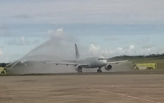 Air Canada is back in Antigua and Barbuda