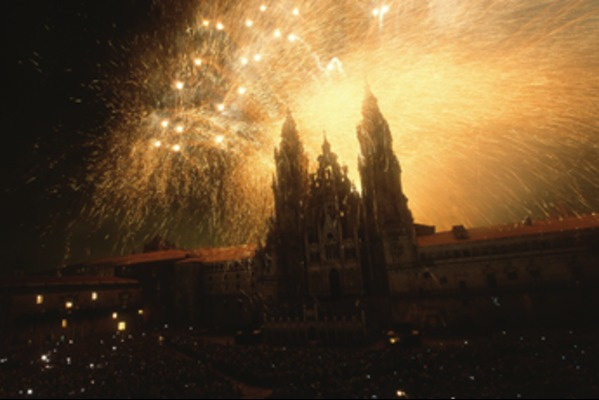 Celebrate Xacobeo Holy Year in Spain
