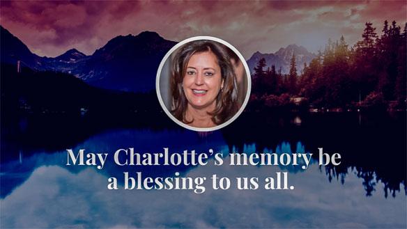 Remembering Charlotte Bell
