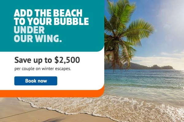 Add The Beach To The Bubble With Sunwing