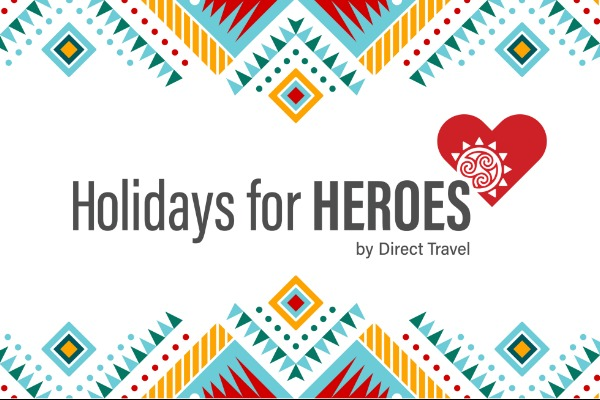 Direct Travel Makes The Holidays About Heroes