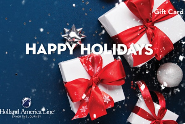 Happy Holidays From Holland America