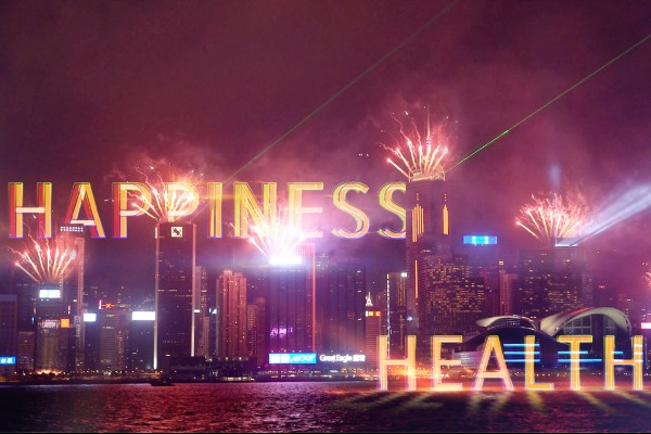 Hong Kong Counting Down To 2021