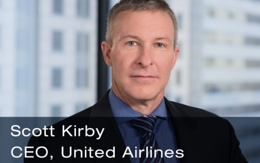 Kirby Picked As New Star Alliance Chairman