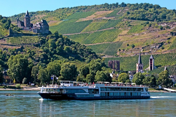 Discovering The Sublime Rhine