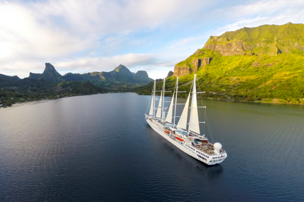 Agents Are On Windstar's Itinerary
