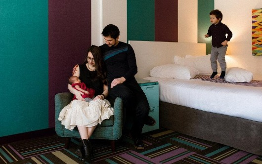 Hotel Zed's Nooner Baby Inspires Campaign Encouraging Playful Staycations