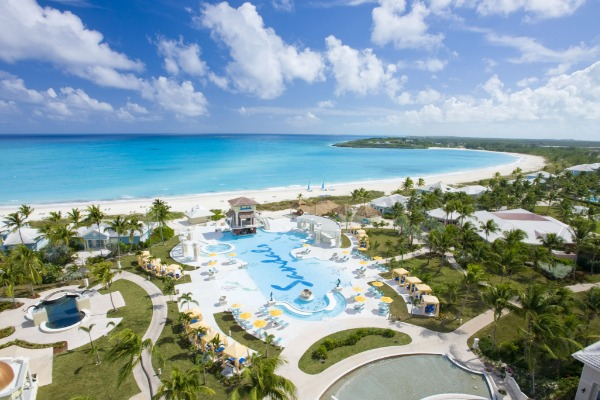 Sandals Emerald Bay Reopens