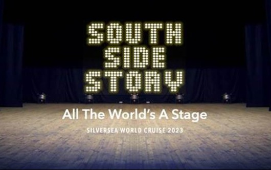 Silversea Premiers 2023 World Cruise