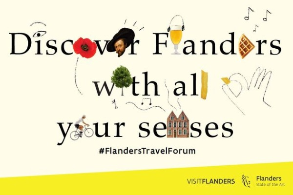Discover Flanders With All Your Senses