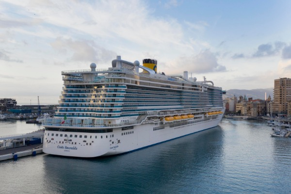 Costa's 2022-2023 Cruises Open For Bookings