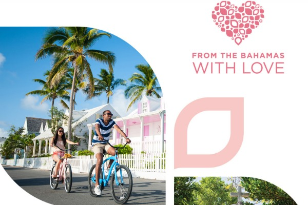 Love Is In The Air At From The Bahamas With Love