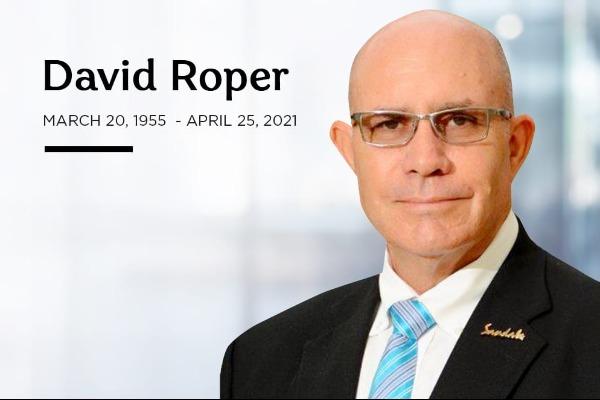 Remembering David Roper