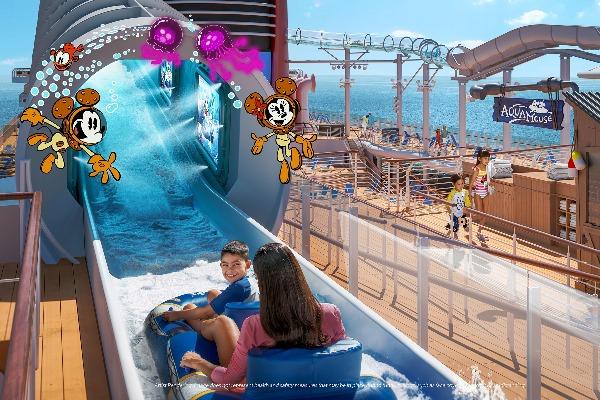 Disney Cruise Line's Disney Wish Is Enchanting