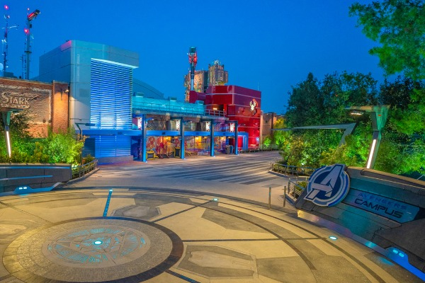 Disneyland Set To Open Avengers Campus