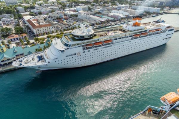 Bahamas Paradise Ready To Set Sail