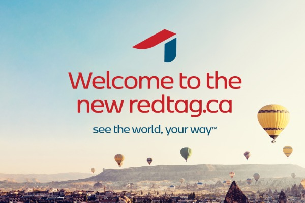 See The World Your Way With redtag.ca