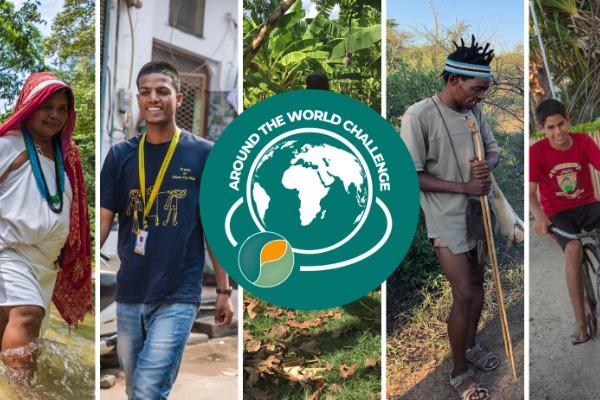 Planterra Launches The Around The World Challenge