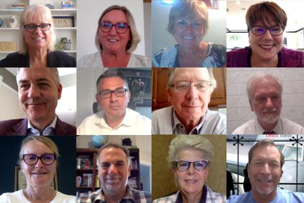 New ACTA Board Elected At Virtual AGM