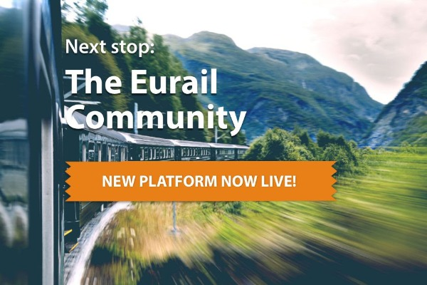 Eurail Launches New Travel Community