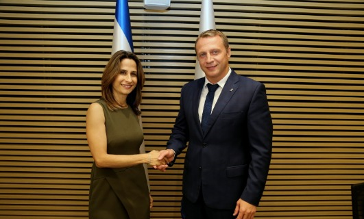 Israel Welcomes New Minister Of Tourism
