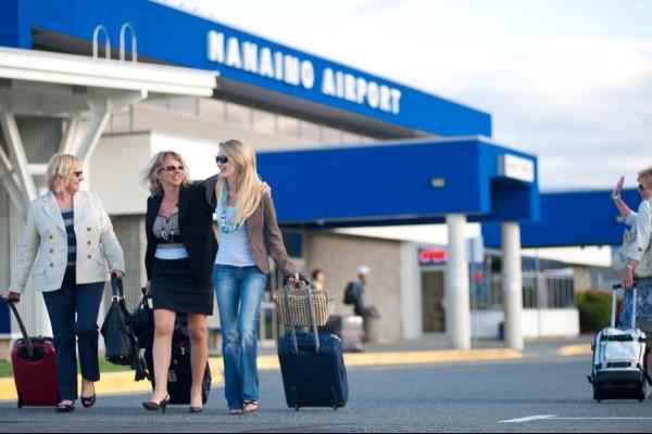 Direct Toronto Flights Resume From Nanaimo Airport