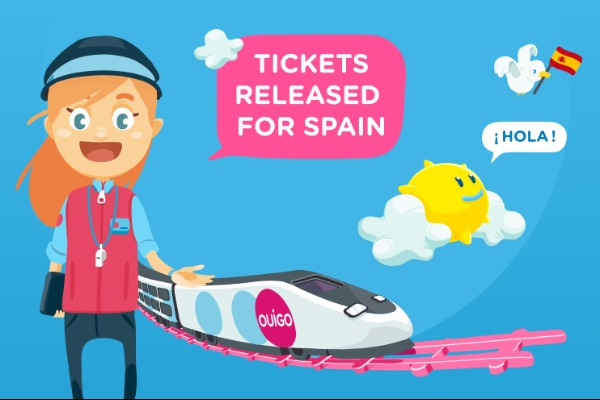 Rail Europe Opens Ticket Sales For Spain