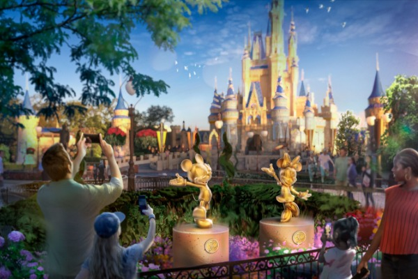 Walt Disney World Resort Turns 50 On Oct. 1
