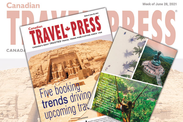 Five Booking Trends Driving Upcoming Travel
