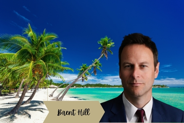 Tourism Fiji Picks Brent Hill As New CEO