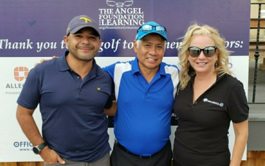 Aeromexico Tees Off With The Angel Foundation