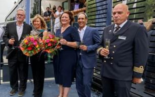 AmaWaterways Welcomes The AmaSiena To Its Fleet