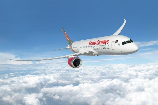AirlinePros Named GSA For Kenya Airways'