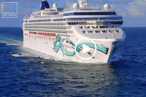 NCL Sets Sail With New Embark Episode