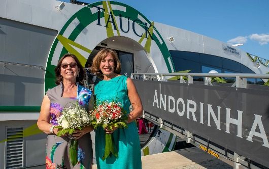 Tauck Christens ms Andorinha in Portugal