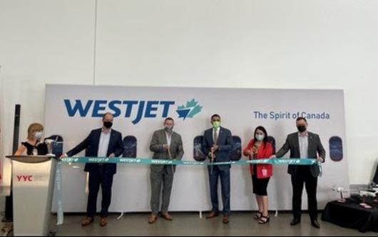 WestJet Marks A Milestone As It Says 'Hallo, Amsterdam'