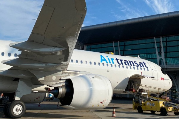 Air Transat Takes Off To Portugal