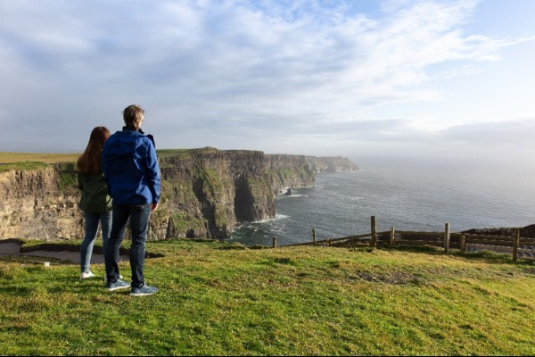 Tourism Ireland Launches Green Button Campaign