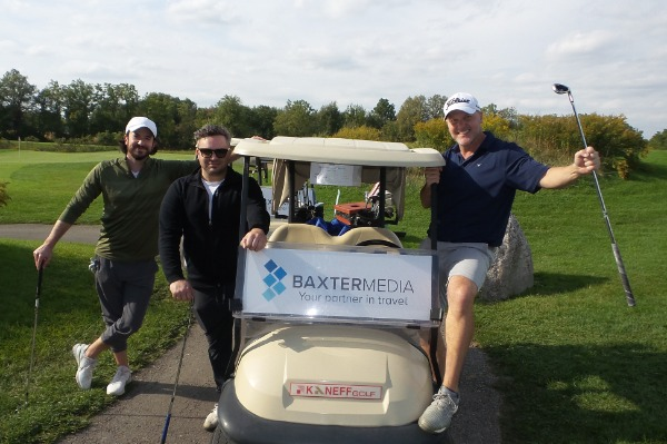 Industry Says Fore For A Fabulous Day Of Fun At Skal Toronto 2021 Tournament