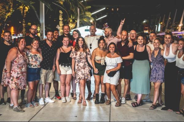 TruTravels Celebrates First Croatia Departure