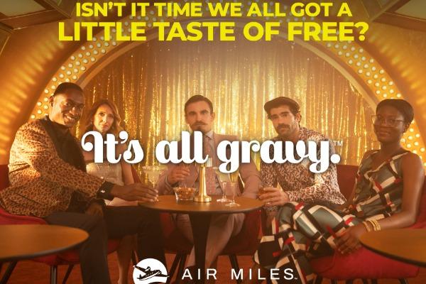 AIR MILES Takes Flight This Fall