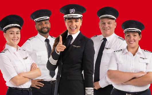 Flight Centre Canada Unveils New Captain
